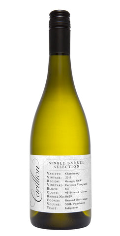 Carillion 2016 'Single Barrel Selection' Chardonnay - Orange
