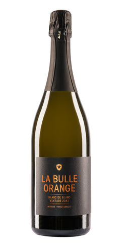 La Bulle Orange 2013 Blanc de Blanc - The Orange Bubble