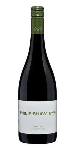 Philip Shaw 2016 No. 89 Shiraz