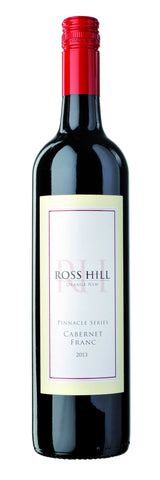 Ross Hill 2015 Pinnacle Series Cabernet Franc - Orange NSW