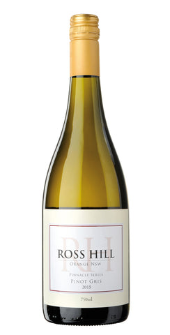 Ross Hill 2017 Pinnacle Pinot Gris - Orange NSW