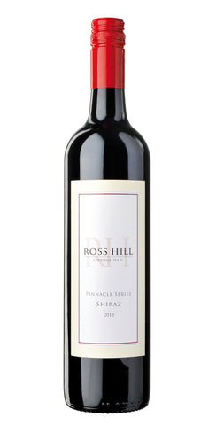 Ross Hill 2015 Pinnacle Shiraz - Orange NSW