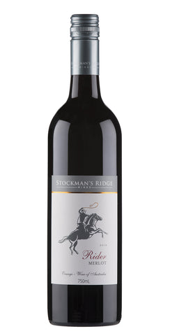 Stockmans Ridge 2014 Rider Merlot