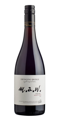 Swinging Bridge 2017 'M.A.W.' Pinot Noir - Orange NSW