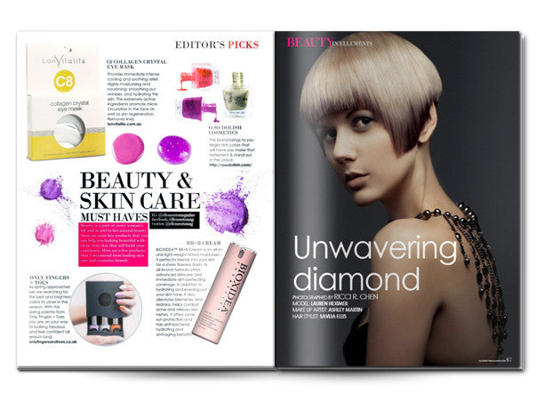BIOXIDEA BB+B featured as Beauty & Skin Care Must Have in Elléments magazine