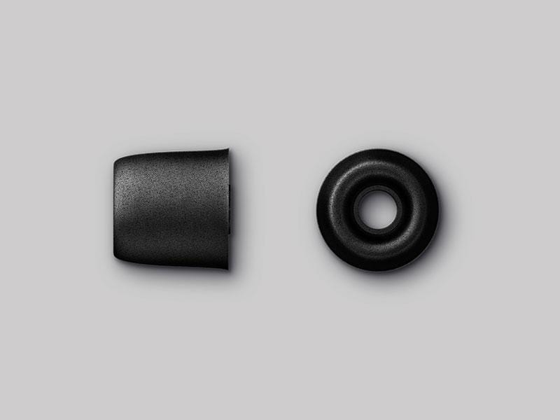 Foam Ear Tips T-100 - q-Jays
