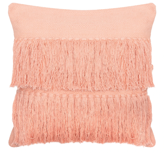 Bangs Cushion - Pink