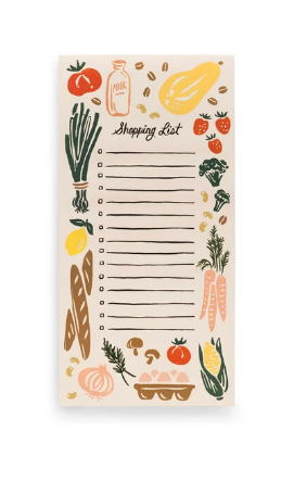 Rifle Paper Co Shopping Pad