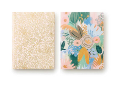 Rifle Paper Co Pack of 2 Notebooks - Luisa
