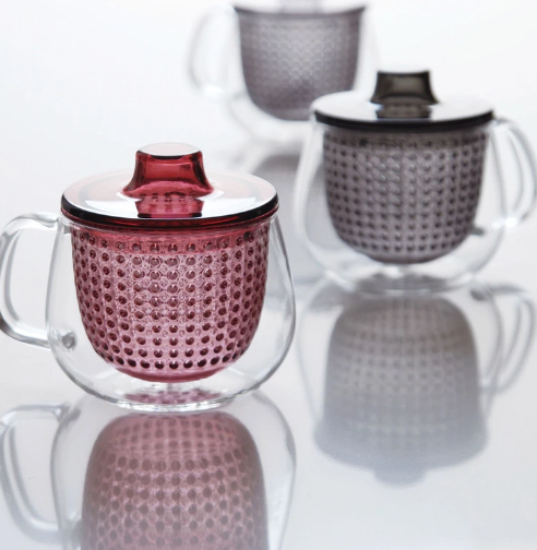 Kinto Unitea Unimug - Wine Red
