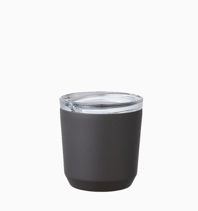 Kinto To Go Tumbler - Black 240ml