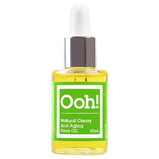 Oils of Heaven Natural Cacay Face Oil - Anti-Aging 30ml