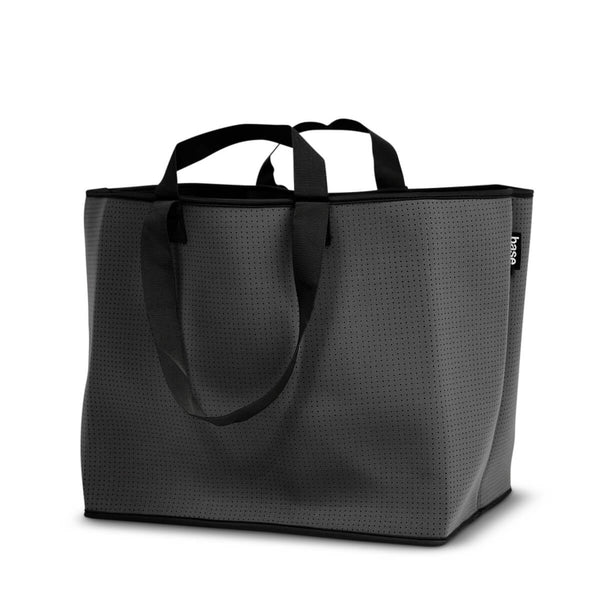 Base Neoprene Bag - Big Base Charcoal
