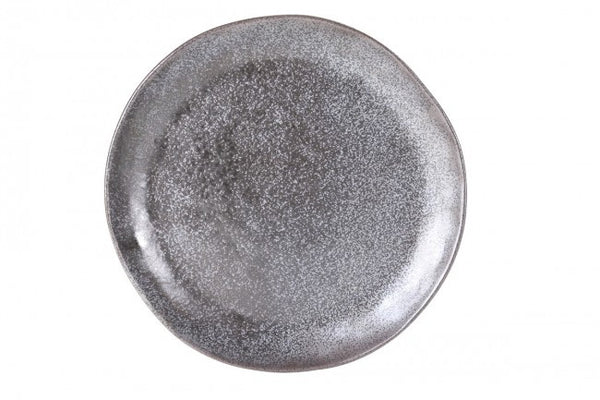 Earth Dinner Plate Black