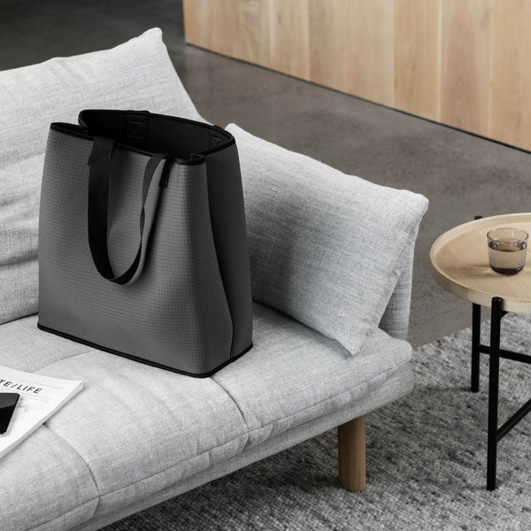 Base Everyday Go-to Tote - Charcoal