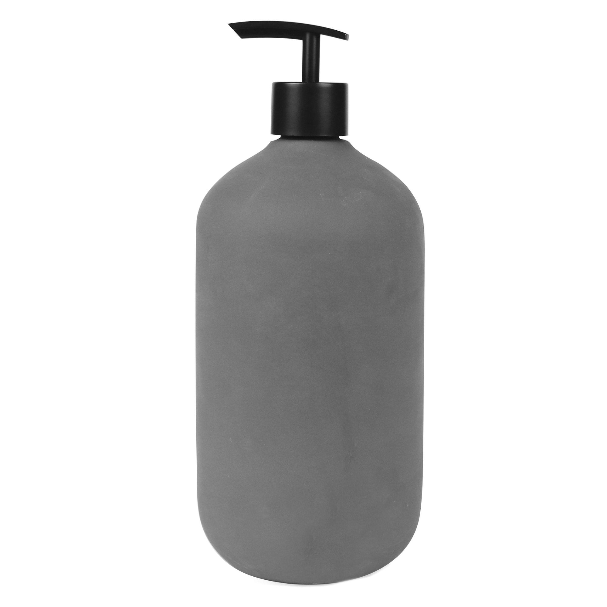 Pill Lotion Bottle - 1200ml Black