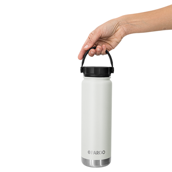 Pargo Insulated Water Bottle - Bone White 750ml