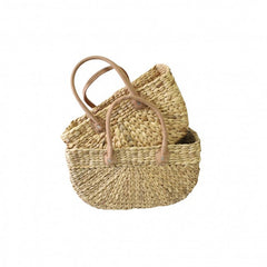 Market Baskets Suede