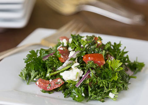 MEDITERRANEAN PARSLEY SALAD