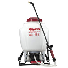 Load image into Gallery viewer, Chapin 63924 4-Gallon 24-volt Extended Spray Time Battery Backpack Sprayer For Fertilizer, Herbicides and Pesticides, 4-Gallon (1 Sprayer/Package)