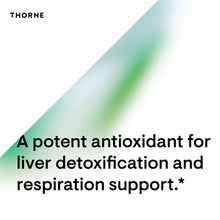 Load image into Gallery viewer, Thorne Research - NAC (Formerly Cysteplus) - N-Acetylcysteine for Liver Support, Detoxification, and Immune Function - 90 Capsules