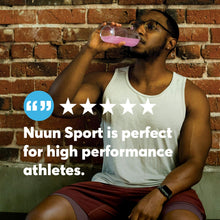 Load image into Gallery viewer, Nuun Sport + Caffeine: Electrolyte Drink Tablets, Mixed Flavor Box, 10 Count (Pack of 4) Mixed flavors 10 Count (Pack of 4)