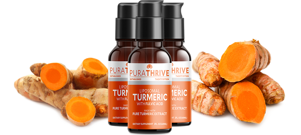 Turmeric Supplement - New Liquid Micelle Liposomal Delivery