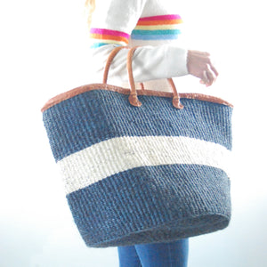 Sisal Shopping Basket