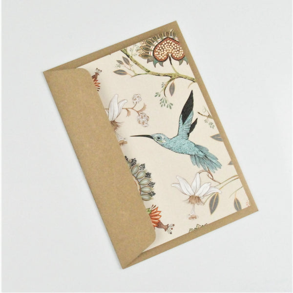 To the Moon & Back Gift Card set (set of 6) - HUMMINGBIRD