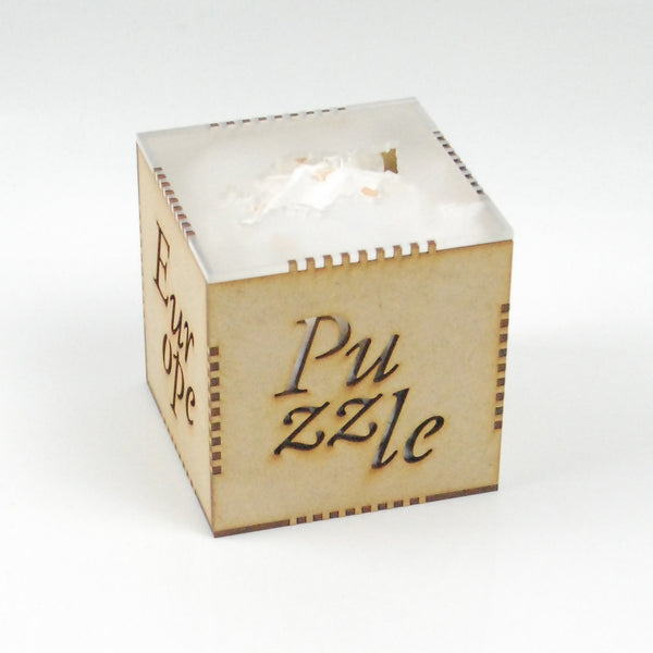 Puzzle in a box <br>  EUROPE