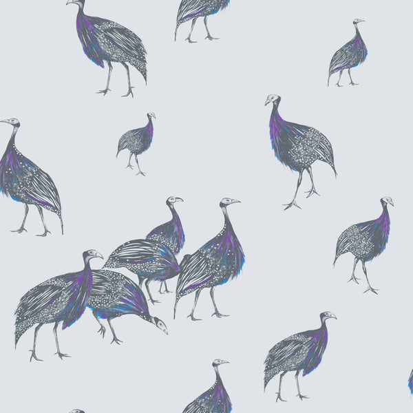 SAFARI Wallpaper <br/> BIRDS OF A FEATHER <br/> Price per 10m roll