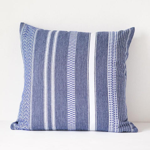 Mungo Mali <br/> Cushion Cover <br/> ROLLED DENIM