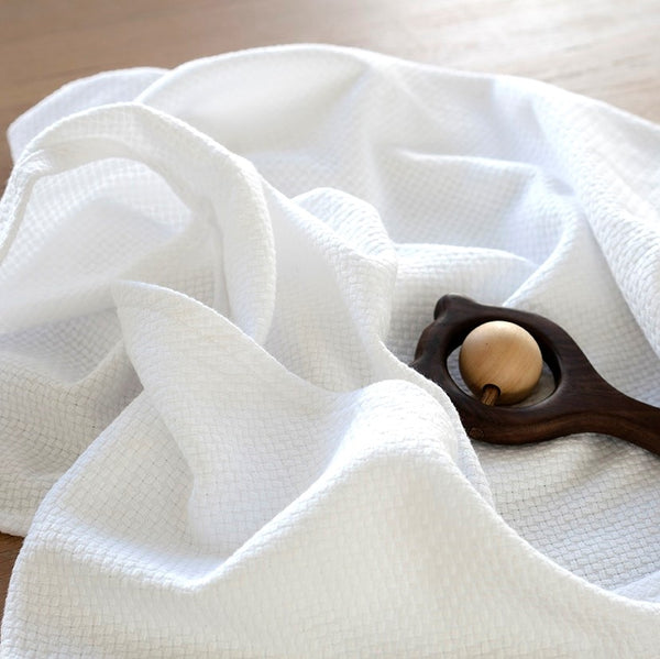 Willow Weave <br/> Hooded Baby Towel