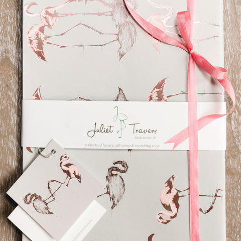 SAFARI Gift Wrap <br/> by Juliet Travers <br/> NAKURU