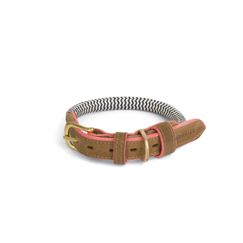 Chommies Adjustable Dog Collar <br/> S