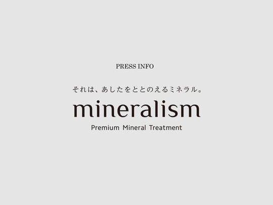 『With online』にmineralism GINZA が掲載されました