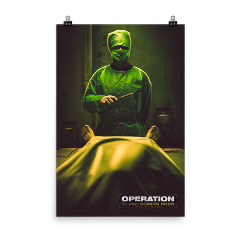 Operation Parody Poster