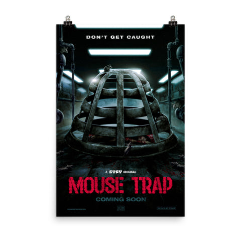 Mouse Trap Parody Poster