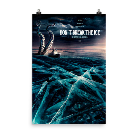 Don't Break the Ice Parody Poster