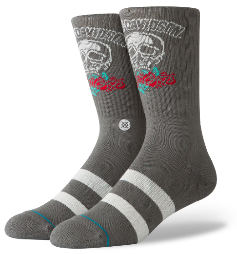 Chaussettes pour Femmes Harley-Davidson® Stance Stance Rose Are Red