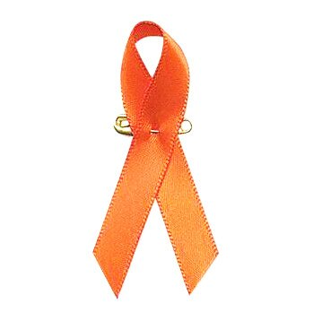 Orange Aware Ribbon: box of 1000