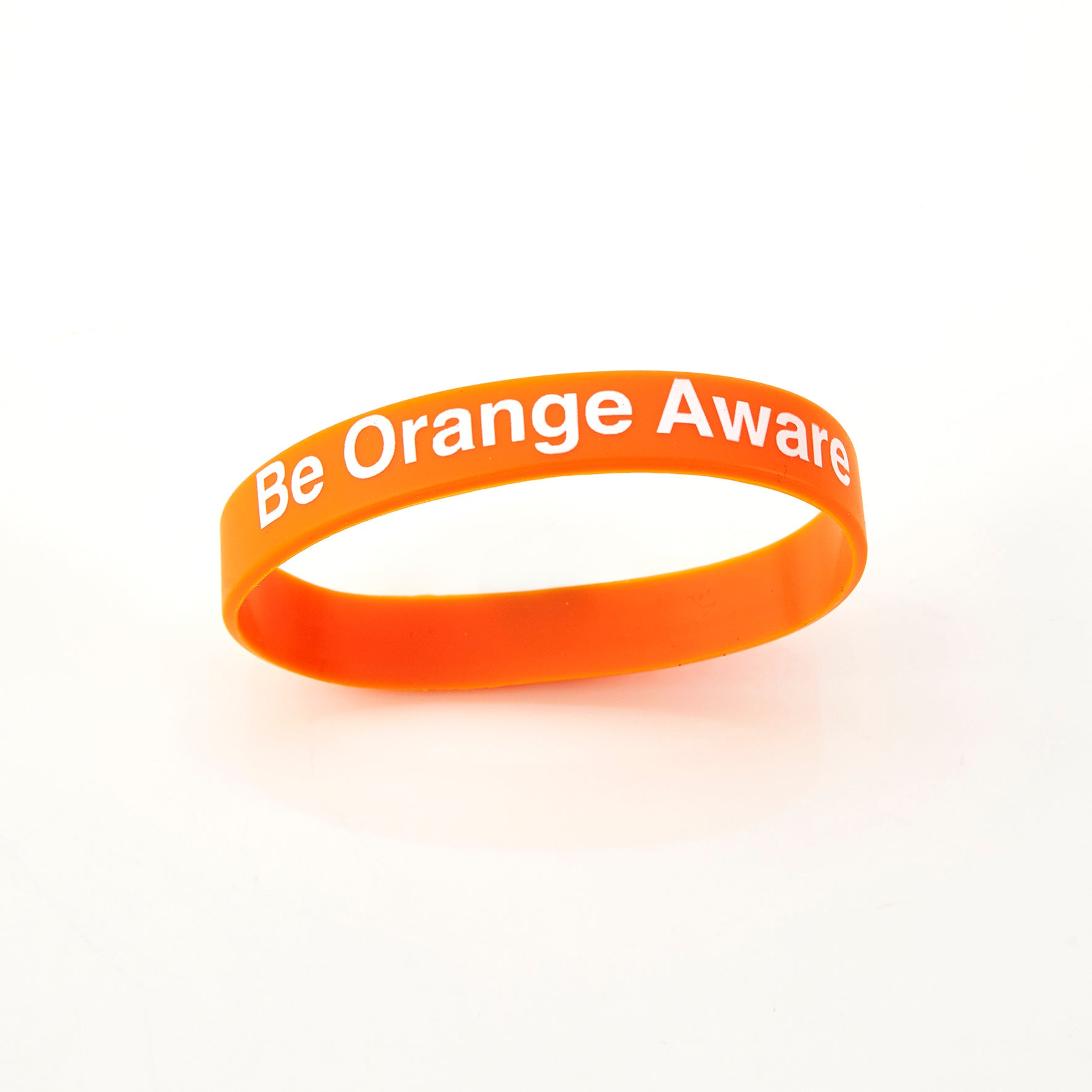 Be Orange Aware Wristband