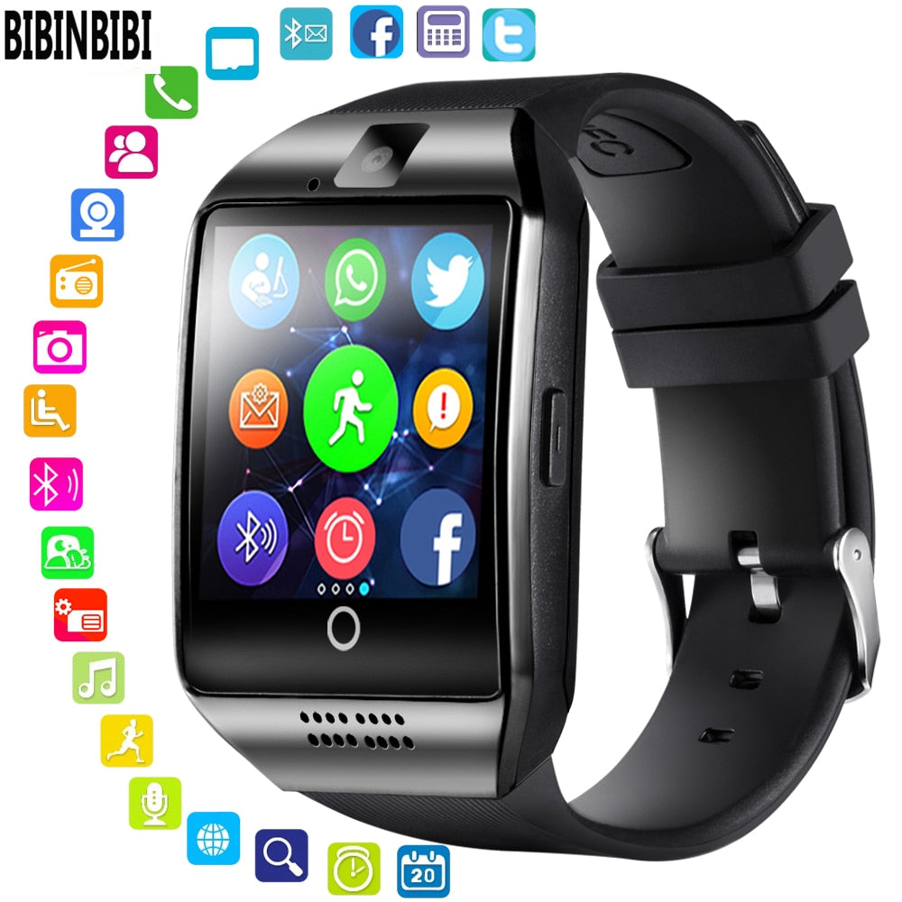 BIBINBIBI Bluetooth Card Camera for Android Phone Smartwatch