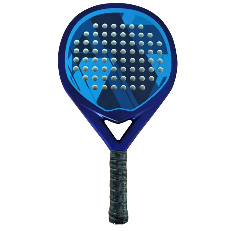 Professional Carbon Tennis Padel Racket High Quality Soft EVA Face Beach Tennis Rackets With Free Bag