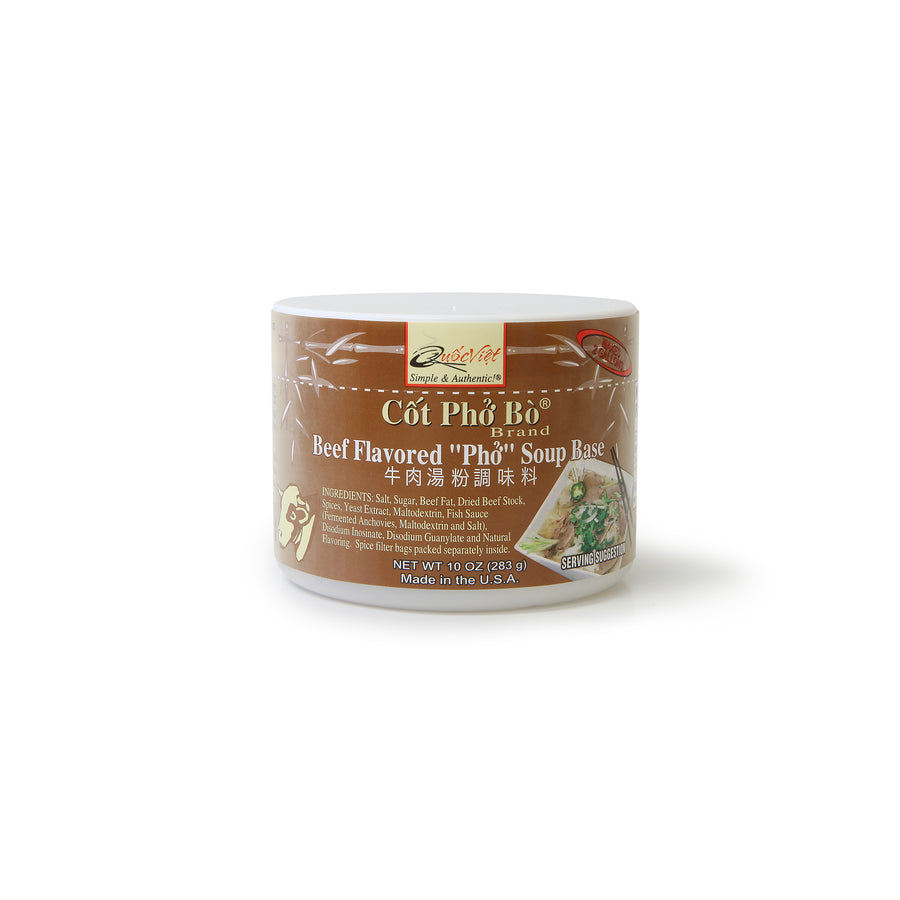 "Cốt Phở Bò® Brand (Beef Flavored ""Pho"" Soup Base) 10-oz"