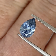 Load image into Gallery viewer, 1.05ct Medium Blue Pear Sapphire