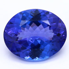 Load image into Gallery viewer, 3.24ct Blue Violet Natural Tanzanite