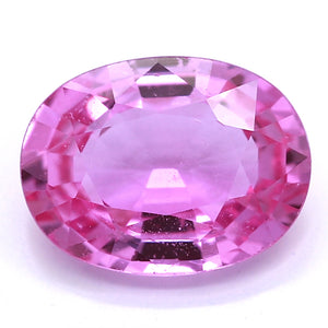1.58ct Pink Natural Sapphire