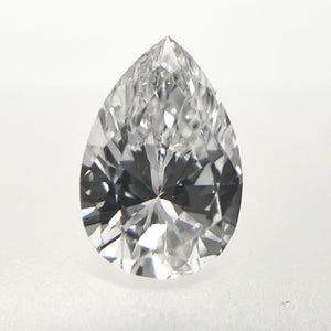 0.23ctw F VS2 Pear Shape Diamond