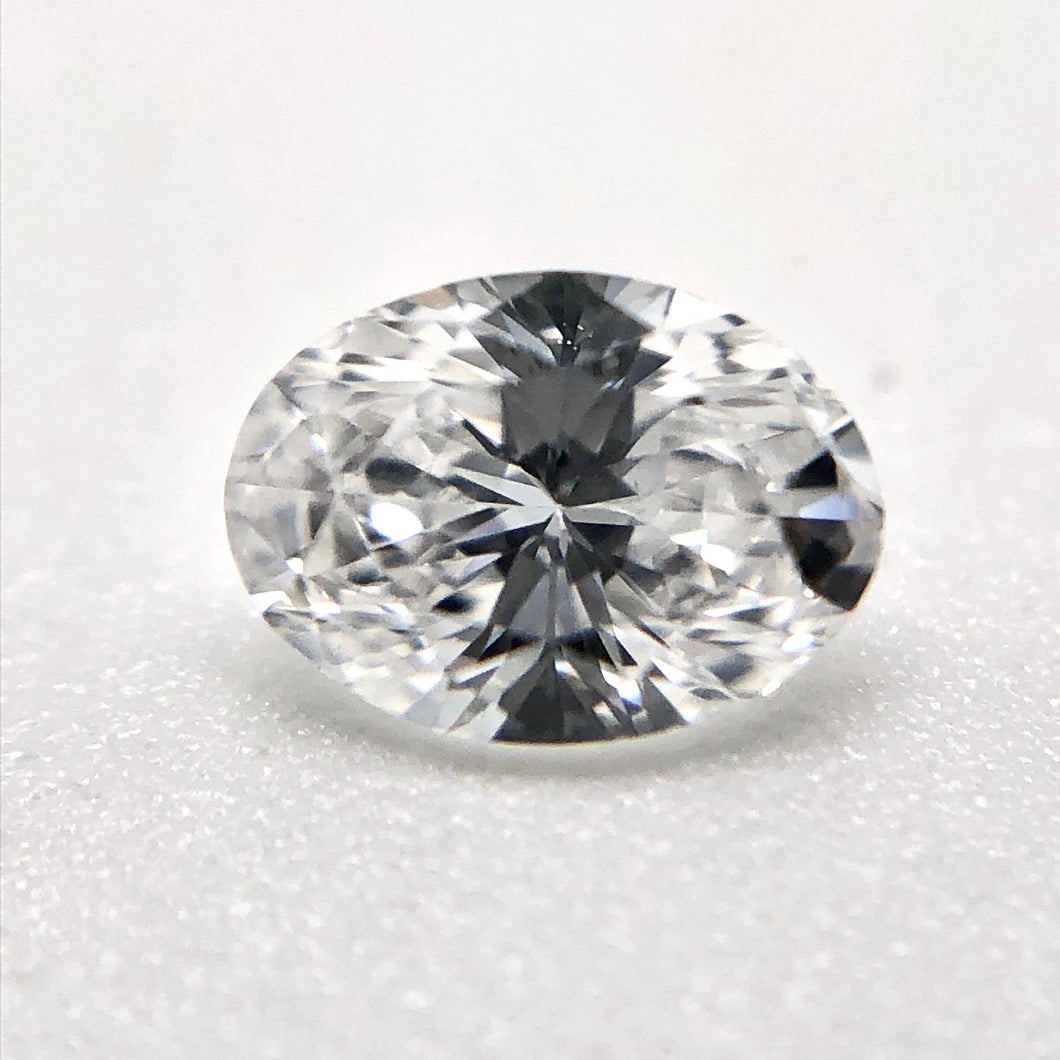 0.23ctw E VS2 Oval Cut Diamond